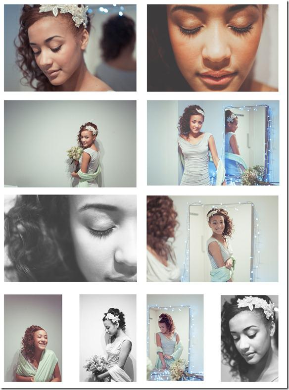 Bridal Beauty by India Hobson Weddings