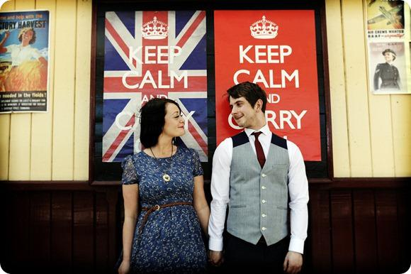 A Jubilee Engagement Shoot by Jules Fortune Photography
