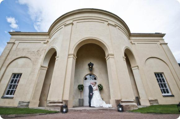 Nostell Priory Wedding by Bluelights Photography
