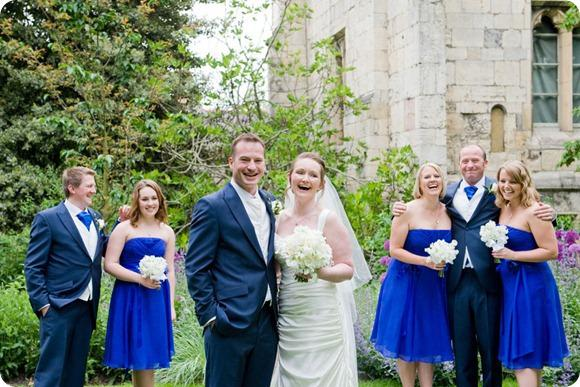 A Real Wedding In Yorkshire by Georgina Harrison Photography