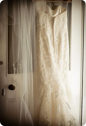 Lace wedding dress by Mick Cookson Photography