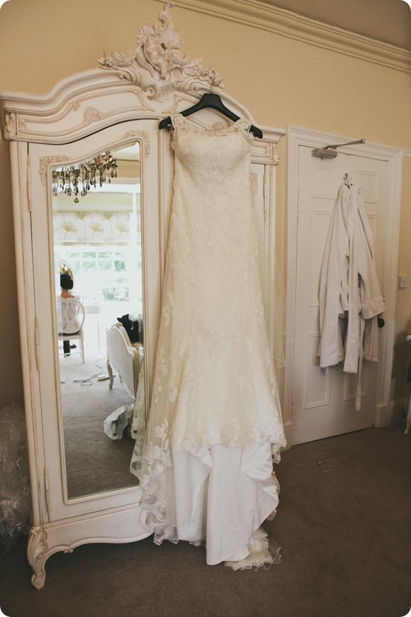 Justin Alexander Wedding Dress by Tom Bramwell Photography