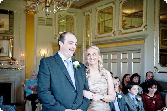 A Real Wedding at Close House Hotel by Karen McGowran