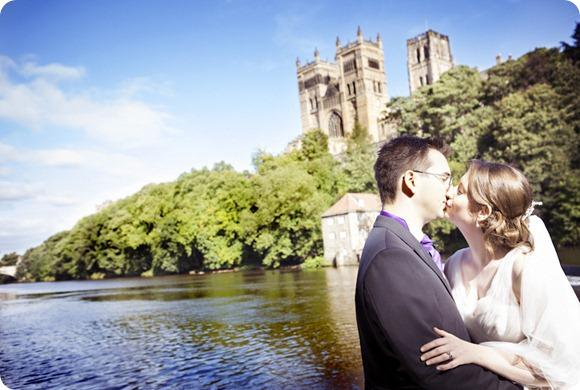 A Wedding at Durham Castle by Phil Smith Photography