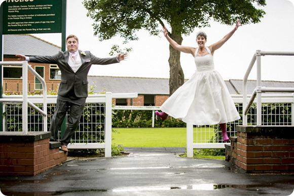 A Real Wedding in Yorkshire by Anna Louise Crossley