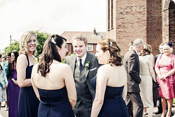Newcastle Wedding by Mandy Charlton