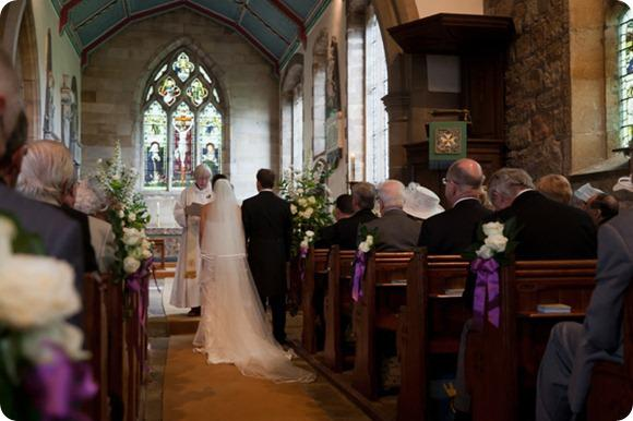 A Wedding in Yorkshire by Steve Ramsden Photography