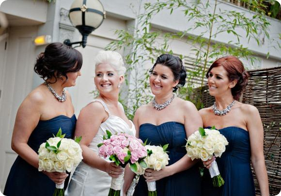 A Real Wedding In Newcastle by Karen McGowran
