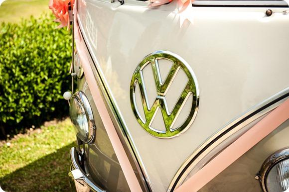 VW Wedding by Chris Milner Photography