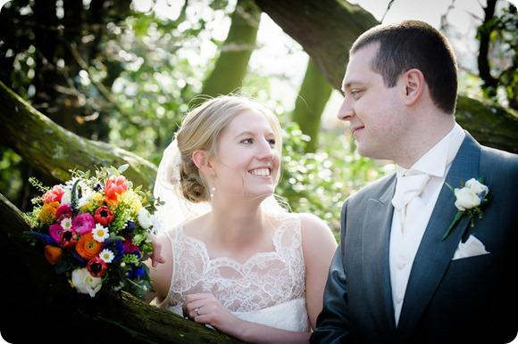 A Real Spring Wedding In The North West by Pixies In The Cellar
