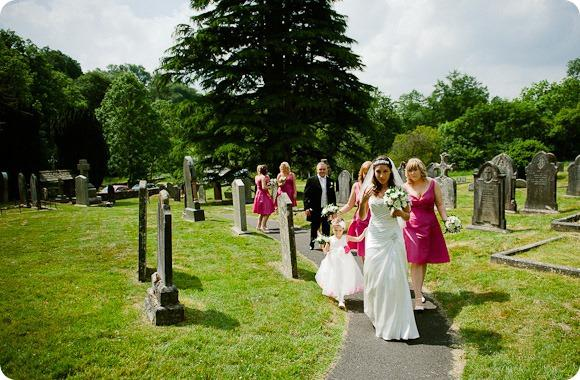 A Lake District Wedding by Red On Blonde Photography