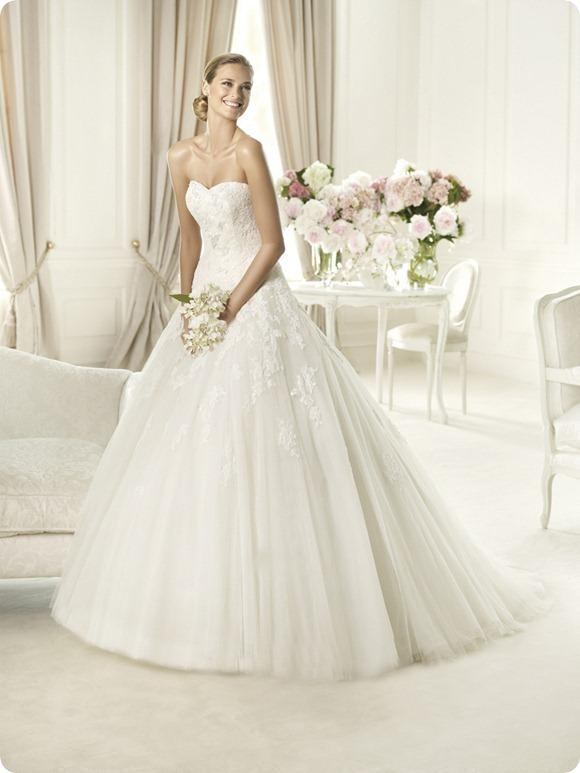 Alcanar by Pronovias