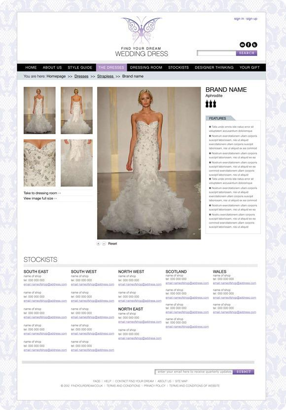 Find Your Dream Wedding Dress