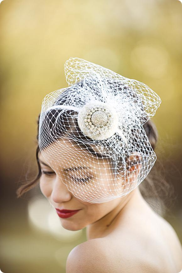 HT Headwear Bridal Accessories by Elizabeth Lois Photography