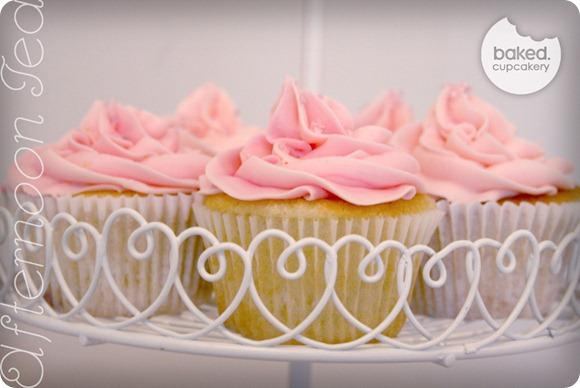 Afternoon tea hen party by Baked Cupcakery