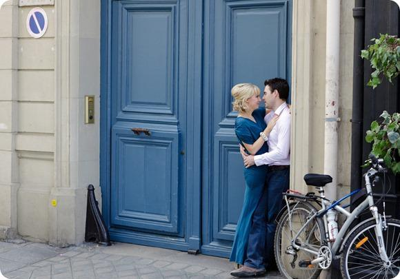 A Real Engagment in Paris, by Cat Hepple Photography