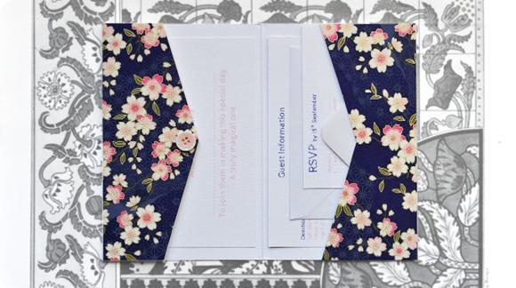 Little Jem Wedding Stationery