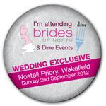 Nostell Priory I'm Attending Web Badge