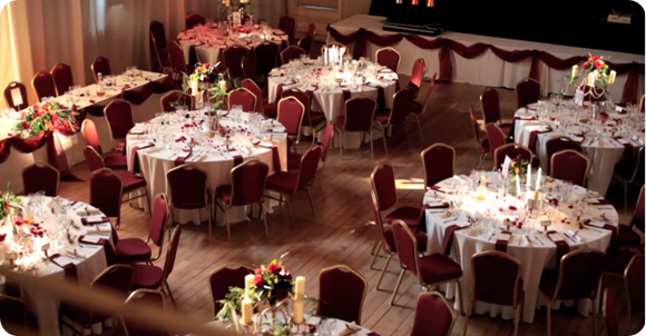 Vintage wedding venue Cheshire:  The Bowdon Rooms