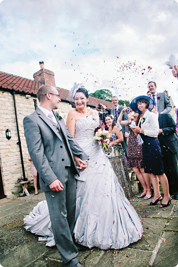 A Real Wedding In Yorkshire by Agan Photography