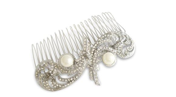 Sweetheart Vintage Enchanted Comb