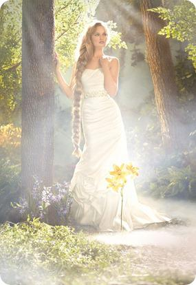 Alfred Angelo Disney Collection at Award Winning Confetti & Lace