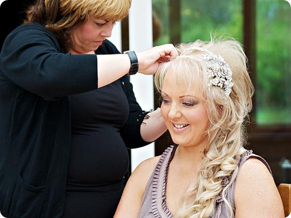 Wedding Hair and Make Up by Helen Guy Make Up Artist