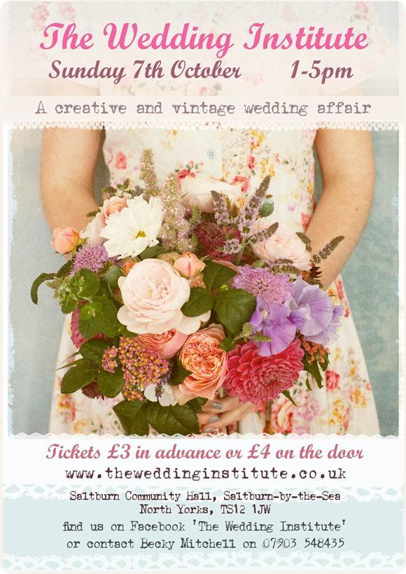 The Wedding Institute Vintage Wedding Fair