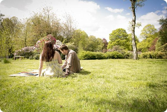 A Real Engagement In Yorkshire by Anna Louise Crossley Photography