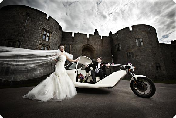 A Styled Shoot at Chirk Castle by Caroline White Photography