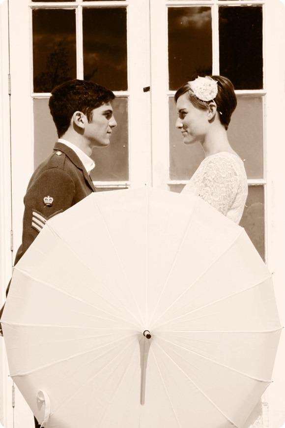 A Styled Vintage Insipration Shoot by Kate Robson Photography