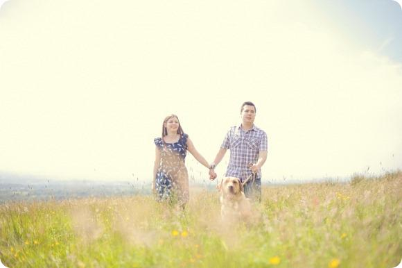 Engagement shoot by Jess Petrie Photography